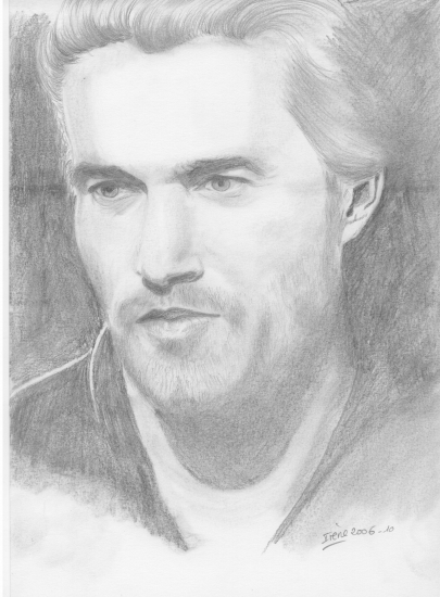 Roy Dupuis by peggy